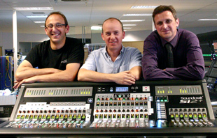 Soundcraft Si and Si Compact Series team