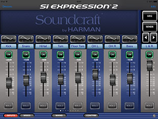 Soundcraft ViSi Remote v2.0