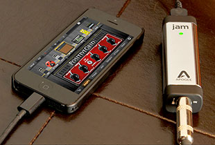 Apogee JAM 96k guitar interface