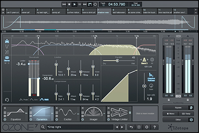 iZotope Ozone 7/Advanced