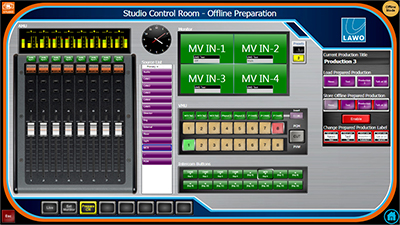 Lawo Virtual Studio Manager 16 1