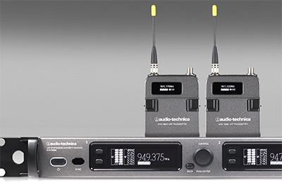 Audio-Technica 6000 Series Wireless System