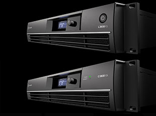 Dynacord L Series/C Series amplifiers
