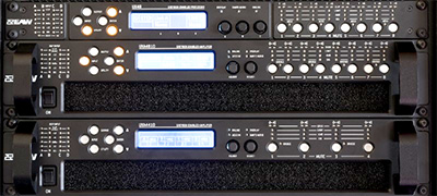 EAW UX Series amplification