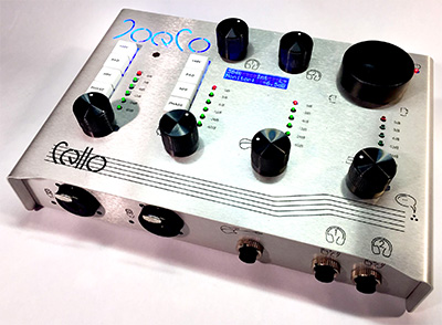 JoeCo Cello desktop audio interface