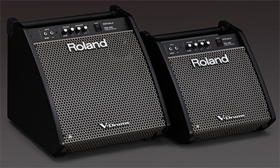 Roland PM-100 and PM-200 Personal Monitor