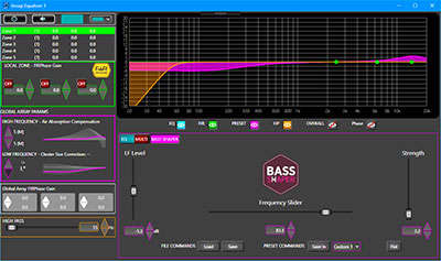 Bass Shaper function