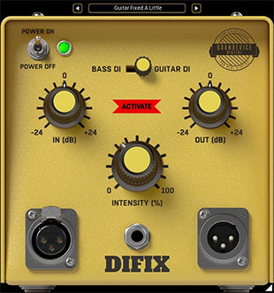 SounDevice Digital DIFix