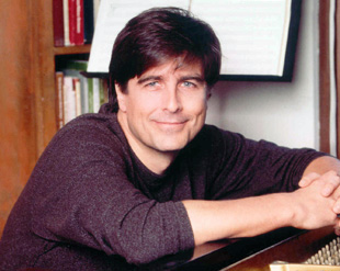 Hollywood composer Thomas Newman