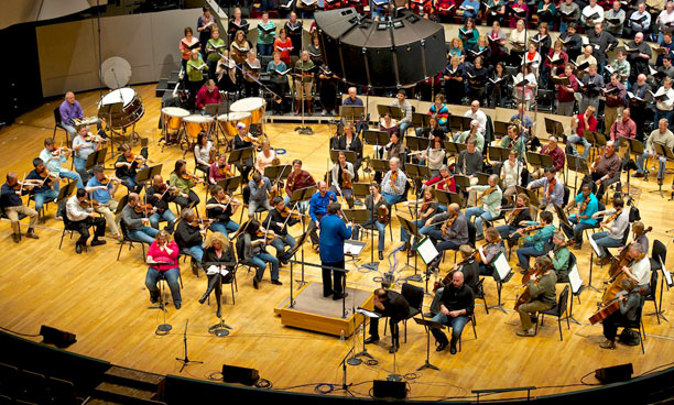 The Colorado Symphony Orchestra and Chorus