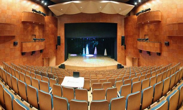 Sound reinforcement equipment requirements for a music venue