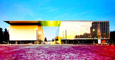 les quinconces cultural centre opens with amadeus. Black Bedroom Furniture Sets. Home Design Ideas