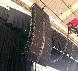 bcs adds to l acoustics loudspeaker inventory. Black Bedroom Furniture Sets. Home Design Ideas