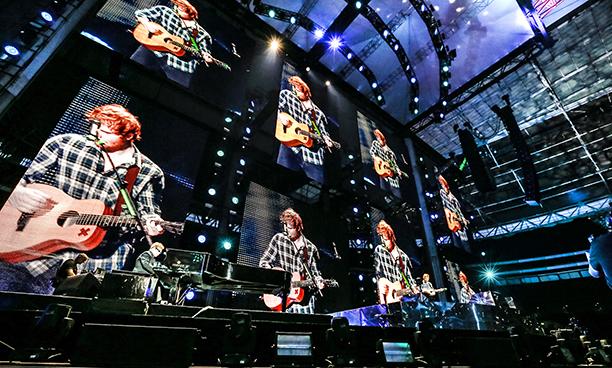 Major Tom Hits New Orbit With Sheeran Live Dates