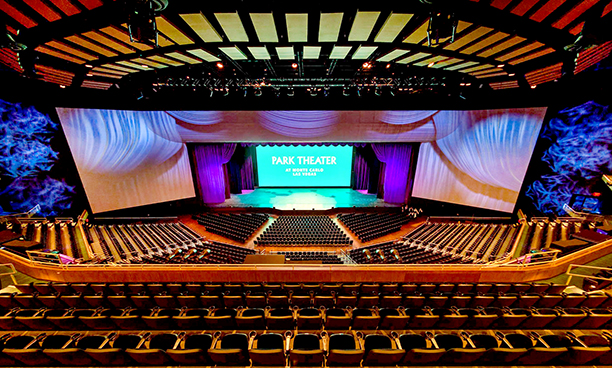 Vegas New Park Theater