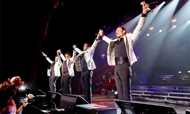 Il divo take their pasi n to north america - Il divo tour dates ...