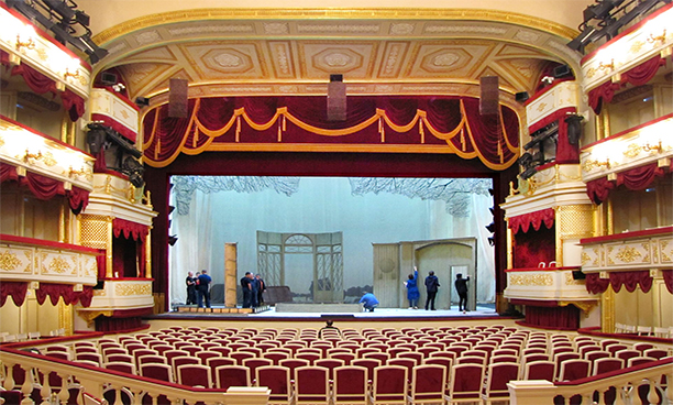 Moscow's Maly Theatre