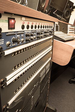 SSU Studio 2 racks