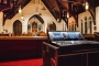 Modern service brings sound update to US church