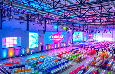 BCX Disrupt Summit at the Kyalami Grand Prix Circuit & International Convention Centre