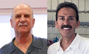 Jeffrey Cox and Jason Farah