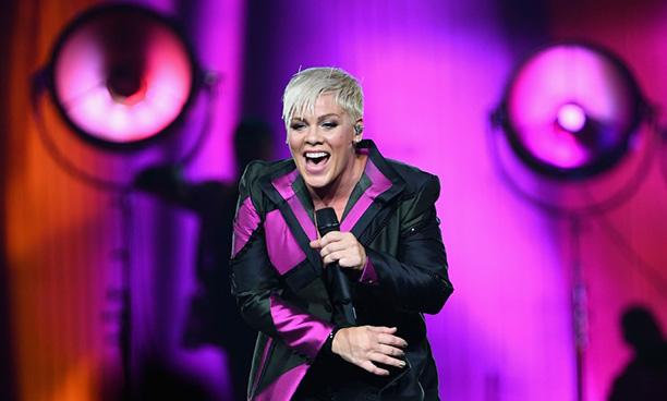 P!nk's Beautiful Trauma World Tour