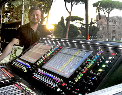 RME interfaces underpin audio for Björk tour
