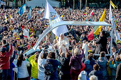 Pope Francis in Lithuania