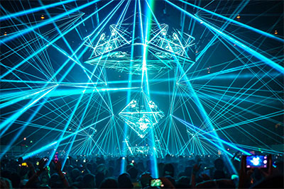 Bass Center XI – Return to the Mothership