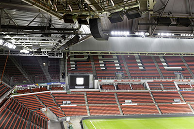 PSV stadium installs first Bose ArenaMatch system