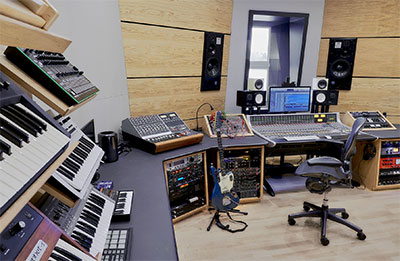 OX4 control room