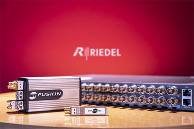 Riedel acquires Embrionix