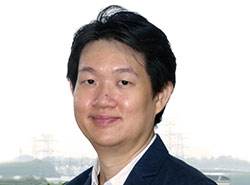 Alwyn Wong, Symetrix as Regional Sales Manager for the Asia-Pacific