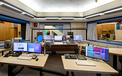 SWR's refitted Radio Play Studio 5