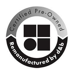 d&b Certified Pre-Owned
