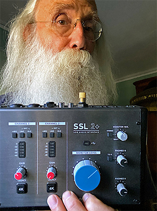 Solid State Logic 2+ USB audio interface