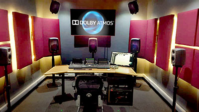 Midivision – the first certified Dolby Atmos studio in Nigeria