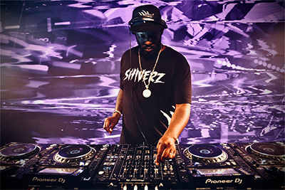 DJ Shiverz plays 24-hour livestream set with SLLFX