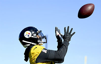 Pittsburgh Steelers take TV production up a level
