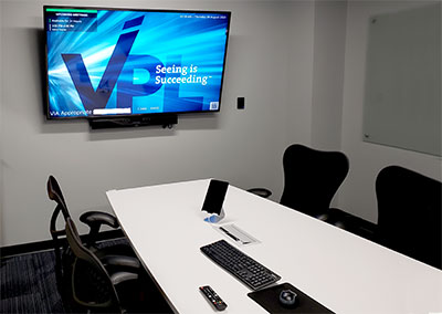 Vantage Point Logistics' Video Conferencing Suite Installed With the Yamaha CS-700