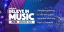 Believe in Music Week sessions and workshops