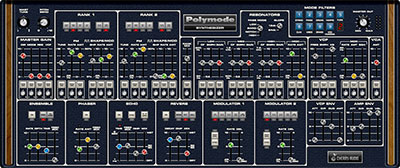 Cherry Audio's Polymode