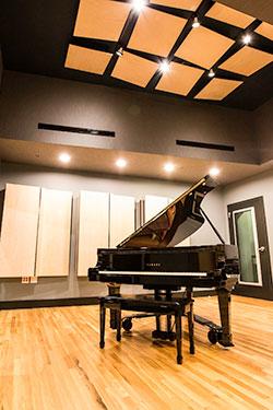 Lakehouse Studios Live Room