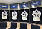 THFC home changing room