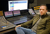 audio engineer and sound designer Dan Scott